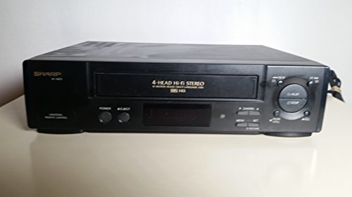 sharp vcr player - 6