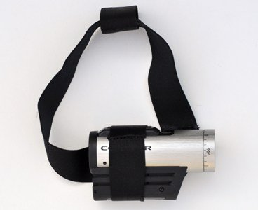 Elastic Headband Holder Head Mount for ContourHD, Contour+, ContourGPS, ContourROAM, Contour 2 ()