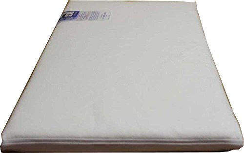 NightyNiteStarter Anti-allergenic Crib Mattress 84 x 43 x 3 with Machine...