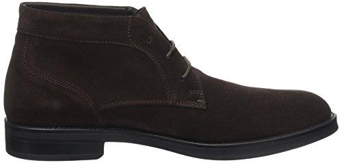 Stonefly Herren Class Ii 4 Velour Desert Boots Braun (Ebano)