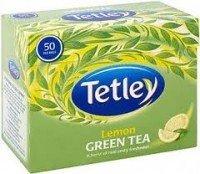 Tetley Lemon Green Tea Bags 50 x 3 (Total 150 (Tetley Lemon Tea)