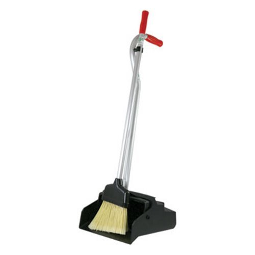 UNGEDPBR - Unger Ergo Dustpan With Broom - Unger Ergonomic Broom