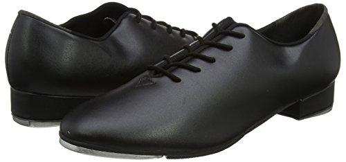 Noir noir Unisexe Ta04 Chaussures Tap Danca So Adultes 05 Bnxwpq6z10