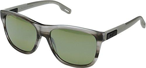 Maui Jim Howzit Sunglasses Light Charcoal / Maui - Jim Maui Best Sunglasses Round For Faces