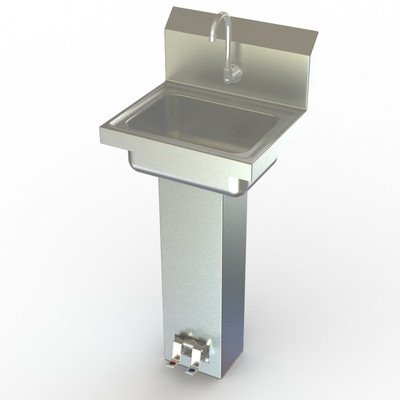 NSF Foot Operated Pedal Hand Sink