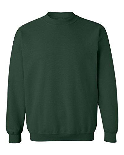 Joe's USA - Soft & Cozy Crewneck Sweatshirts - in 33 Colors. Sizes S-5XL