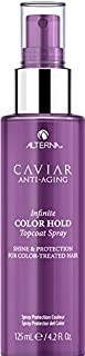 product image for Alterna Caviar Anti-Aging Infinite Color Hold Topcoat Spray, 4.2 Fl Oz | For Color Treated Hair | Extend Color Retention | Sulfate Free