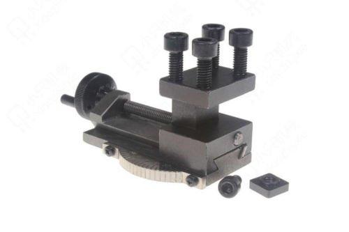 IEG C0 Mini Lathe Tool Holder Accessories Rotatable S/N : 10154 YN