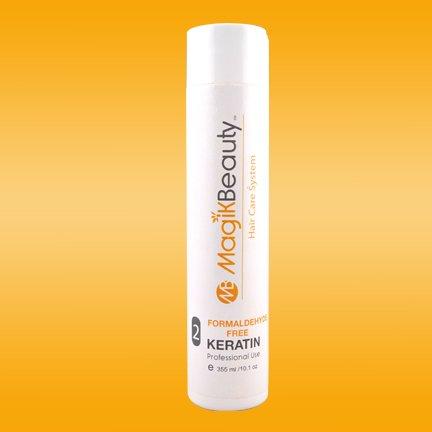Magik Beauty | Hair Care System | Formaldehyde Free Keratin 10.1 oz. by Magik Beauty International