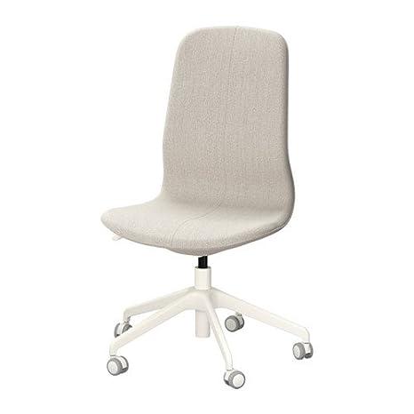 Ikea 14386.232323.146 Silla giratoria con Ruedas de 104,3 cm ...