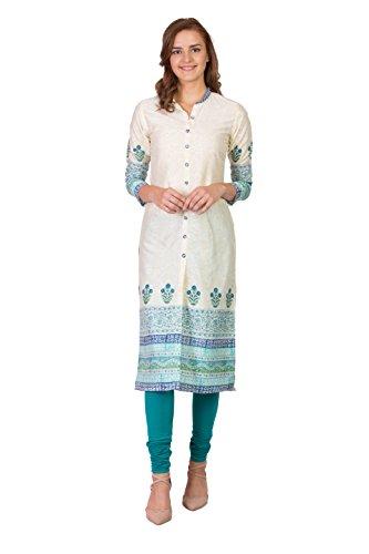 SABHYATA Women's Kurta Ethnic Long Dress Kurti Tops for Women Ladies Partywear by SABHYATA