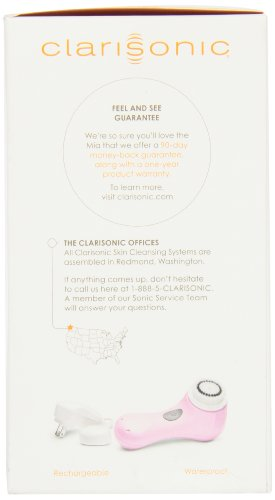 Clarisonic Mia Sonic Skin Cleansing System, Pink