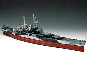 Trumpeter 05303 1/350 U.S.S. North Carolina BB-55 by Trumpeter Models