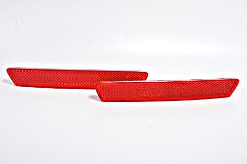 リアバンパー反射板左+右ペアFits Alfa Romeo 159 2005 – 2011 B01EY9JFN0