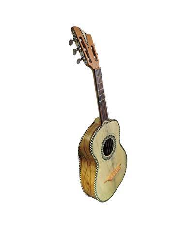 Rosewood Vihuela Hand Made Paracho Mexico- Palo Escrito Viuela Guitarras Azteca (Rosewood) 31gh6hnTG3L
