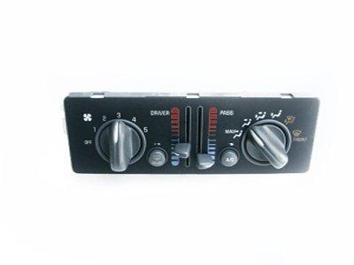 2001 - 2003 Pontiac Grand Prix A/c Heater Climate Temperature Control Model No. 10308119 Dual Zone (Dual Zone Climate Controls)