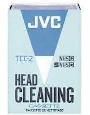 JVC TCC-3FU -Cleaning Cassette for VHS Camcorder