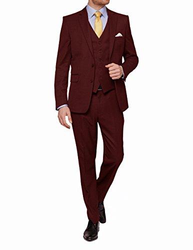 New 3 Piece Mens Suit - 6