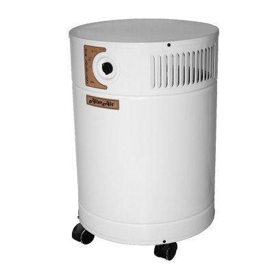 6000 DX Exec UV Room HEPA Air Purifier Color: White - Exec Uv Hepa Air
