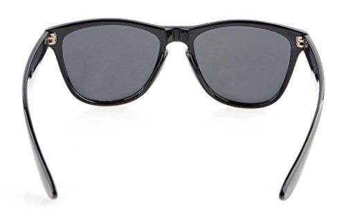 Eyekepper gris classique femme de Polarisee Lunettes Noir soleil polarisation SwqS6pTx
