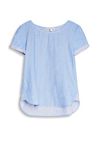 ESPRIT, Blusa para Mujer Azul (Blue)
