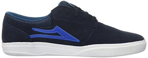 Lakai Mens Griffin XLK Sport Shoe Navy/Royal Suede yTtpR