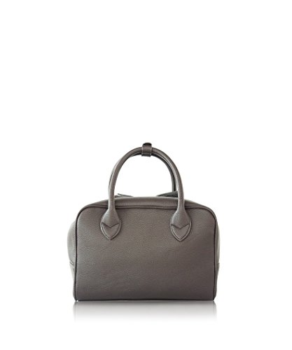 Bag Mano Borsa Woman 8187s A Borsa Ivy Oscuro Made Isotta Gris Hand Donna Bordeaux qWFZa0vw