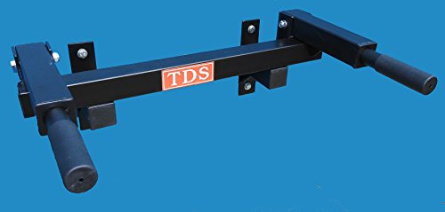 TDS Wall Mount Folding Dip Station by TDS