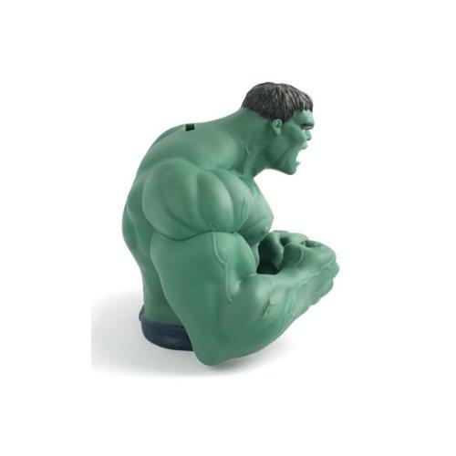 in resina Marvel Comics Busto salvadanaio Incredibile Hulk altezza: 18 cm circa