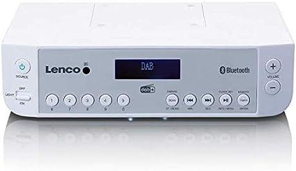 Lenco Kcr 200 Radio De Cuisine Amazon Fr Tv Video