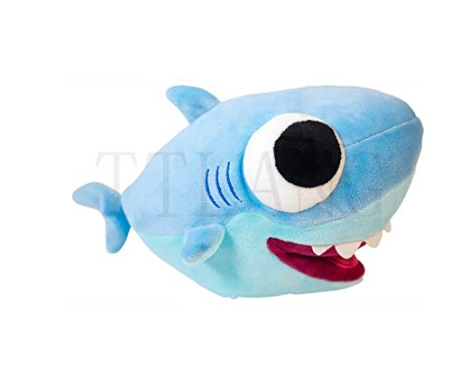 Juguete De Peluche Big Eye Shark Plush Toy, 25Cm Soft Baby ...