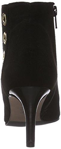 Paco Gil P2946 - botas de cuero mujer negro - negro
