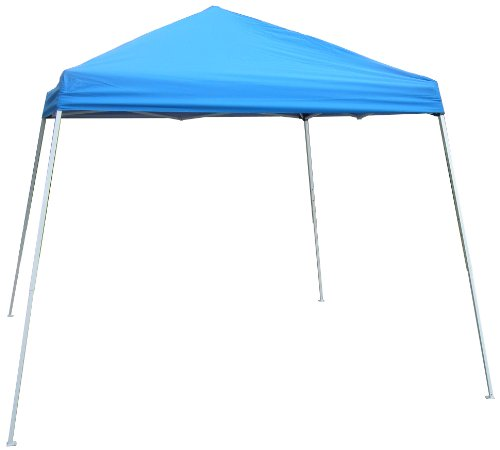 Undercover Flex Peak Top Shelter (Blue, 10 x 10 -Feet), Outdoor Stuffs