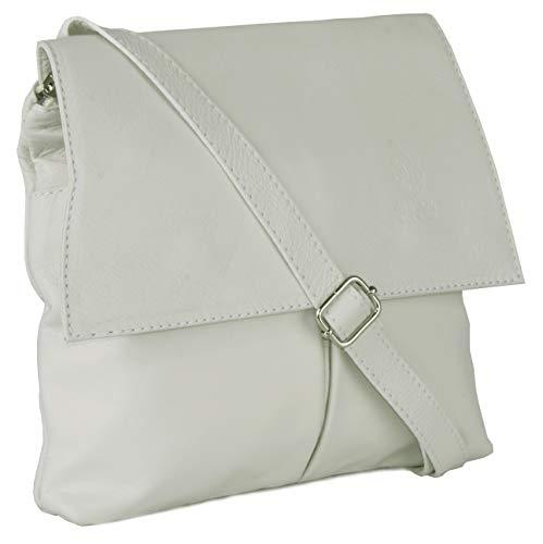 Al Shop One Claro Cuero Beige Hombro Handbag Hombre Big Para De Bolso a5ntYzq