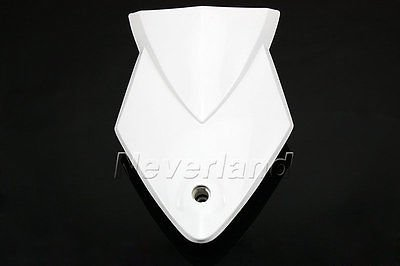 2013 Halter - UltaPlay(TM)New Arrival White Motorcycle Rear Seat Cover Cowl For BMW S1000RR 2010-2013 2011 2012 ABS #70C20