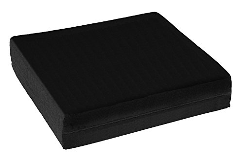 Essential Medical Supply Rehab Cushion, 18 Inch X 16 Inch X 4 Inch