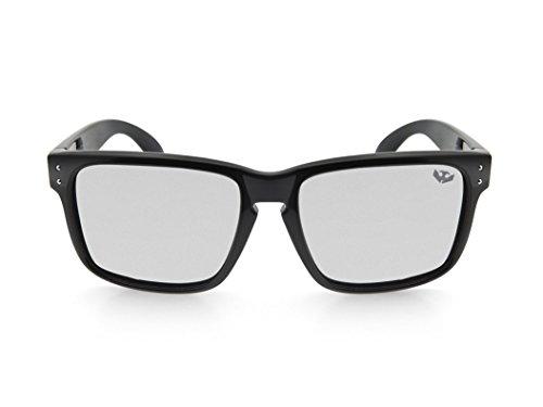 sol SILVER de Polarized Gafas NEGRA DRIVE MOSCA modelo qORCCw7p