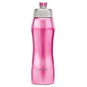 Milton Hawk 750 Stainless Steel Water Bottle, 750 ml, Pink