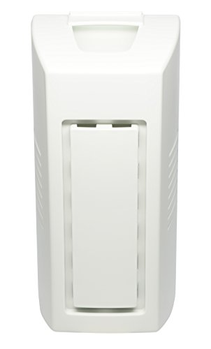 Big D 759 Large Passive Dispenser, Holds Gel or Wick Deodorants - Air freshener Dispenser Ideal for restrooms, Offices, Schools, Restaurants, Hotels, Stores