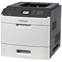 Lexmark 1U7677 MS810dn Workgroup Printer - Laser - Monochrome - Gray/White