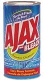Ajax Powder Cleanser with Bleach, 14 oz-3 pk