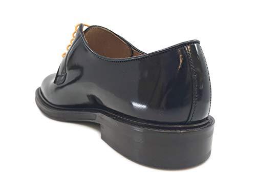 Zapato 8571 Para Corvari nbsp;oxford Oscuro Hombre Marrón Derby 7IwdYq4Y