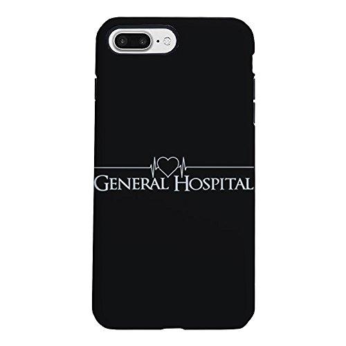 CafePress - General Hospital - iPhone 8 Plus/iPhone 7 Plus Phone Case, Phone Shell