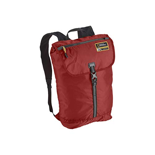 Price comparison product image Eagle Creek National Geographic Adventure Packable Backpack 15l Travel,  FireBrick,  One Size