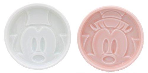 디즈니 간장 접시 축하해 1쌍 3217-11