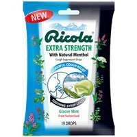 Cough Drop Extra Strength Glacier Mint, Glacier Mint 19 Drop by ()