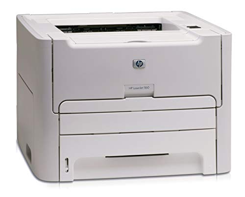 Renewed HP LaserJet 1160 Q5933A Laser Printer With Toner USB Cable and 90-Day Warranty