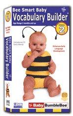 Spanish Bee Smart Baby,  Vocabulary Builder 2 (Bee Smart Baby Vocabulary)