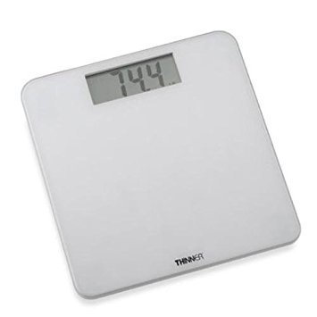 Conair TH321 th321- Thinner Digital Scale, White