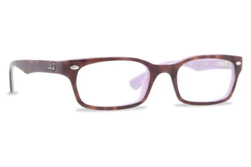 Ray Ban RX RX5150 Eyeglasses-5240 Top Havana On Opal Violet-50mm